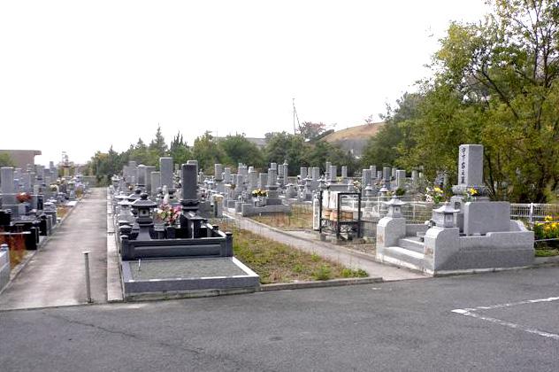 写真:御薗宇やすらぎ墓苑