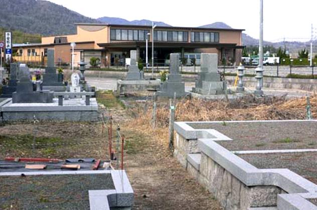 写真:飯田墓地
